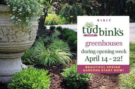 Greenhouses Opened April 14, 2017