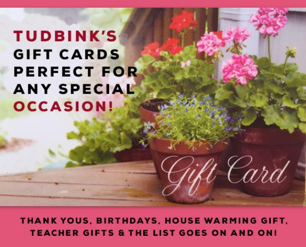 Shop Tudbink's for Mother's Day