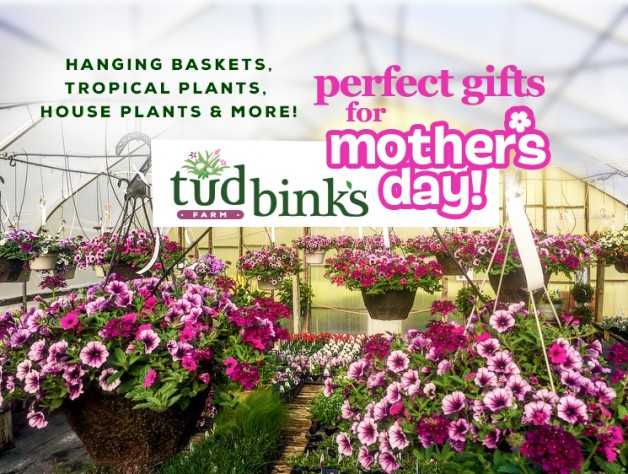 Tudbink's has Perfect Mother's Day Gifts