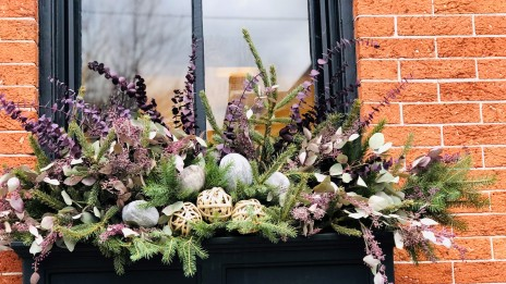 Winter Planter Workshop – December 5 @10:00am