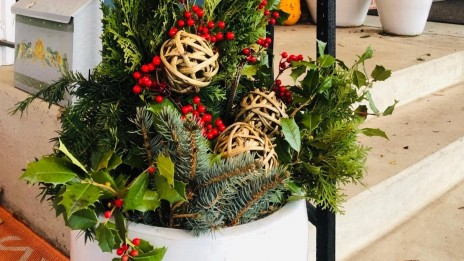Winter Planter Workshop – November 28 @ 1:00pm