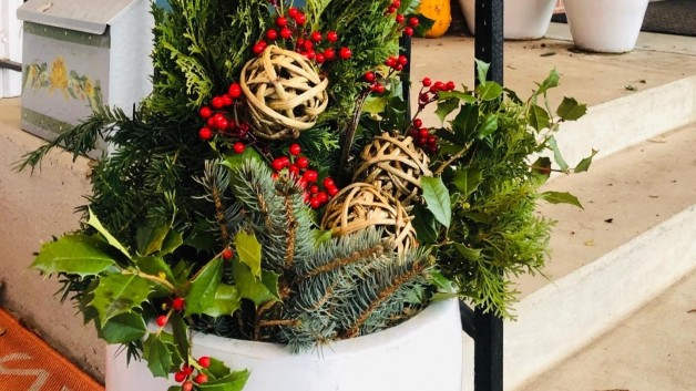 Winter Planter Workshop – November 28 @ 1:00pm
